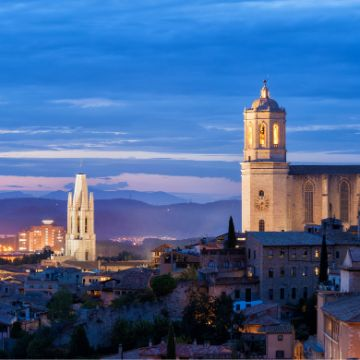 Barri Vell views: a top thing to do in Girona