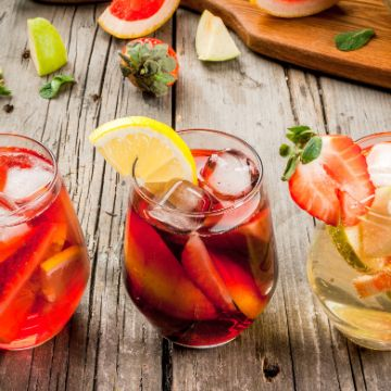 Sangria, one of the most Refreshing summer drinks from Spain
