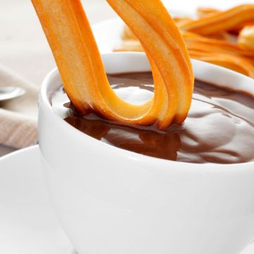 Hot chocolate and churros in Barcelona | ForeverBarcelona