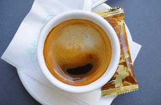 Best cafés in Barcelona: morning expresso