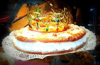 Cake eaten on January 6 in Spain