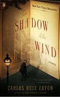Barcelona fiction books: Shadow of the wind