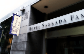 Sagrada Familia Hotels