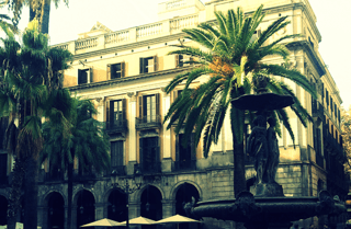secret restaurants in Barcelona: Plaça Reial hides the Phillippines Club