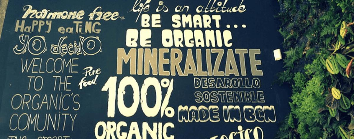 Organic Restaurants in Barcelona | ForeverBarcelona