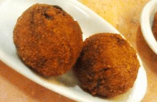 Best Spanish Tapas List: Croquettes