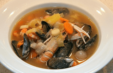 Best Spanish seafood stew