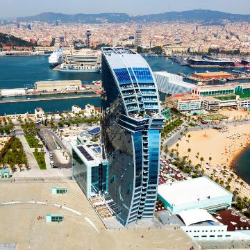 W Hotel Barcelona   ForeverBarcelona