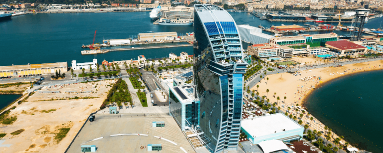 W Hotel Barcelona | ForeverBarcelona