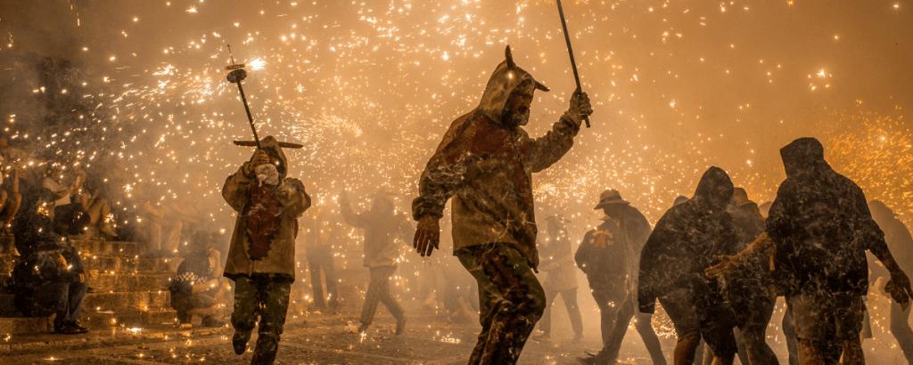 Barcelona Correfocs | ForeverBarcelona