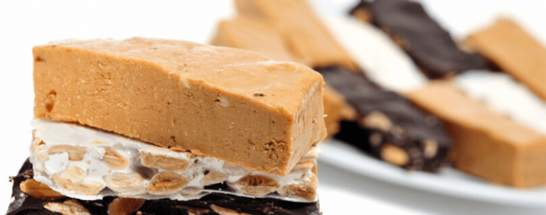 Turron Nougat from Spain