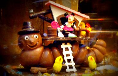 Easter in Barcelona: Mona cakes