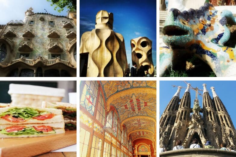 Tour of 2 days in Barcelona Spain - Sites visited on Day 2