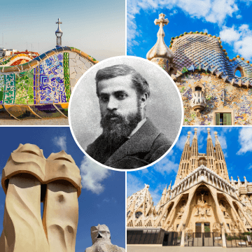 Moments of our Complete Gaudi Tour
