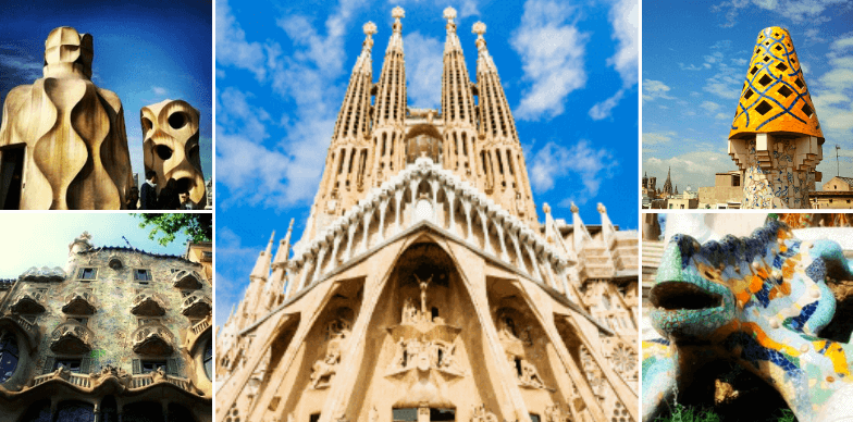 Highlights of our All Gaudi Day Tour
