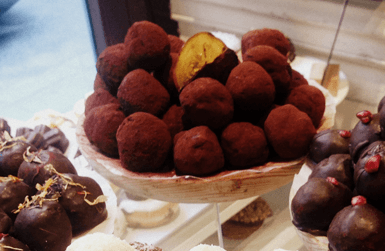 Chocolate Barcelona: Favorite shops