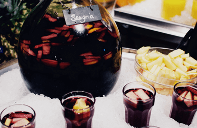 The authentic sangria recipe