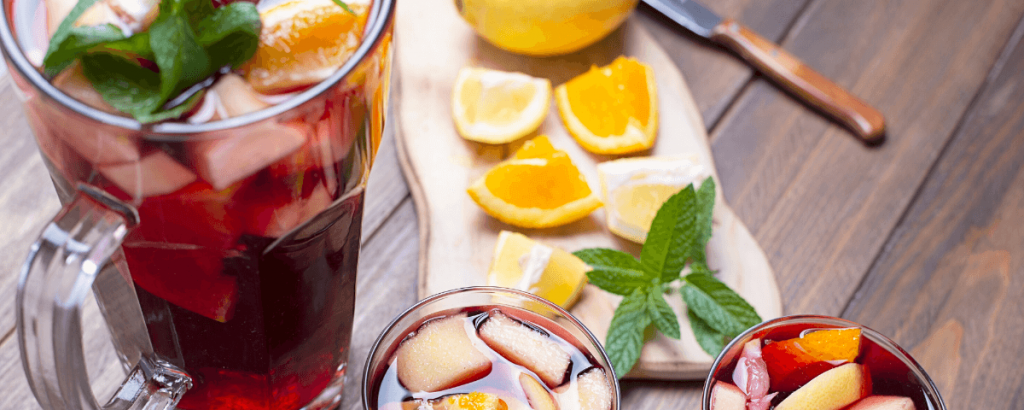 Best easy sangria recipe to make at home