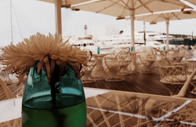 Luxury activities in Barcelona by the marina