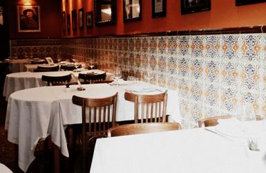 Raval restaurants: Casa Leopoldo