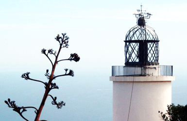 Things to do in Costa Brava: visiting lighthouses