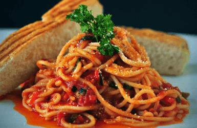 Famous italian restaurants in Barcelona