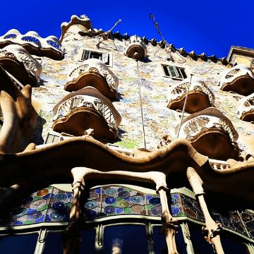 Historical Casa Batllo