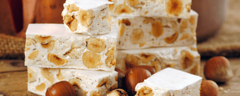 Barcelona shops for turron