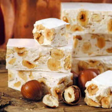Goodies from the best Barcelona shops for turron