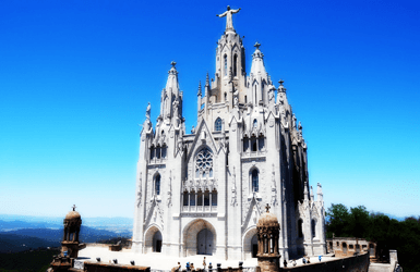 Cool Churches in Barcelona