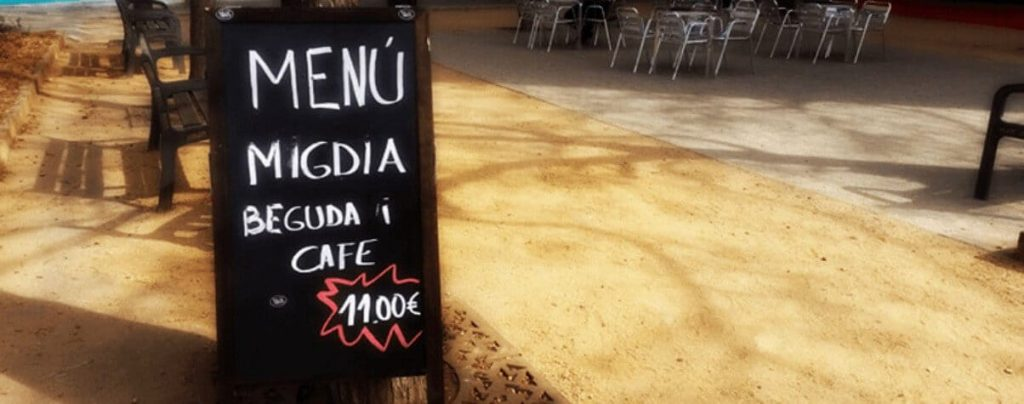 Daily Specials in Barcelona