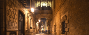 Things to do at night Barcelona Spain