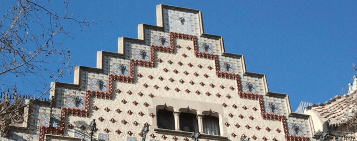Puig i Cadafalch top sites in Barcelona Spain