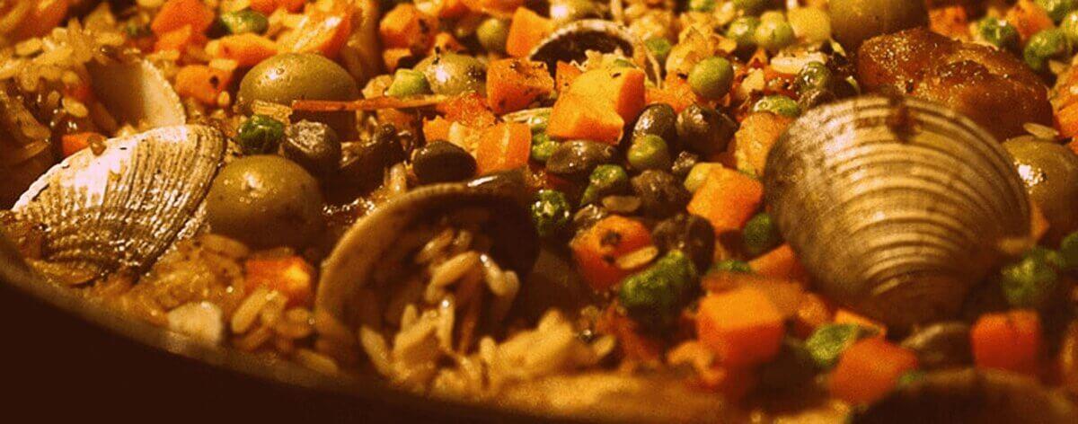 Spanish rice pot | ForeverBarcelona