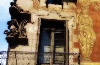 Barcelona hidden treasures: Casa de la Seda