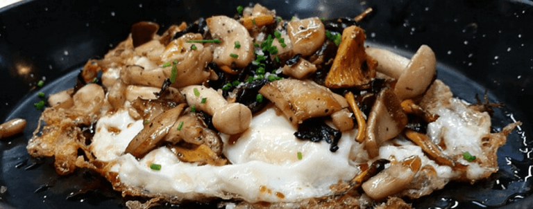 Mushrooms in Barcelona: must-have list for foodies