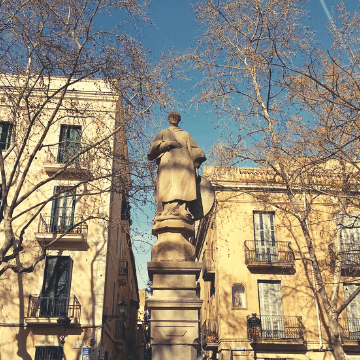 Sarrià, one of my Favorite districts in Barcelona