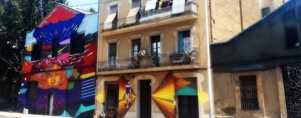 Barcelona Poblenou - off the beaten path