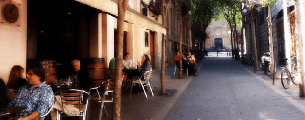 Spain Barcelona Gracia restaurants best