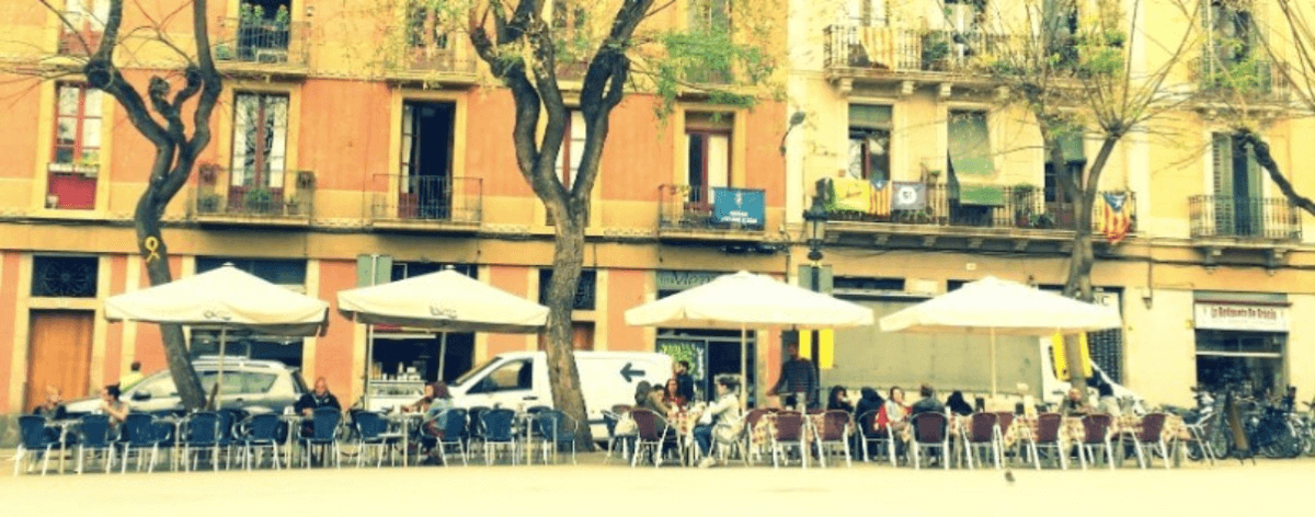 Our Squares of Gracia district