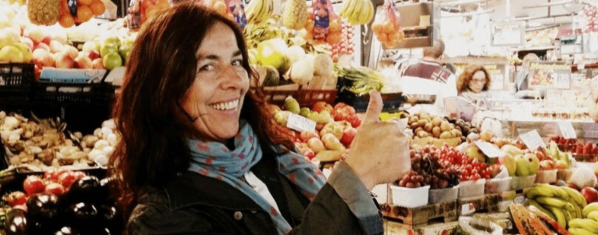 Meet Montse Barcelona Tour Guide