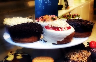 Top alternatives to cupcakes in Barcelona