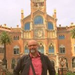 Pepus, our Barcelona tour guide