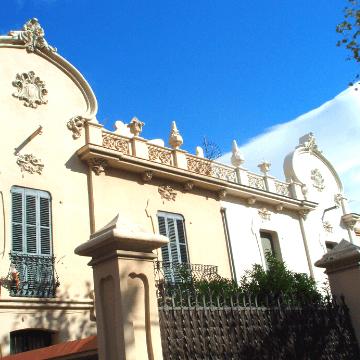 Modernist house in Horta Guinardó