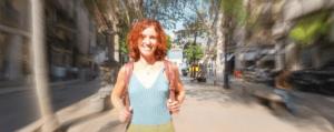 Clara Tour guide