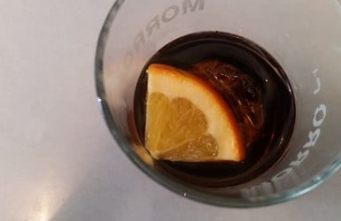 The real Barcelona vermouth