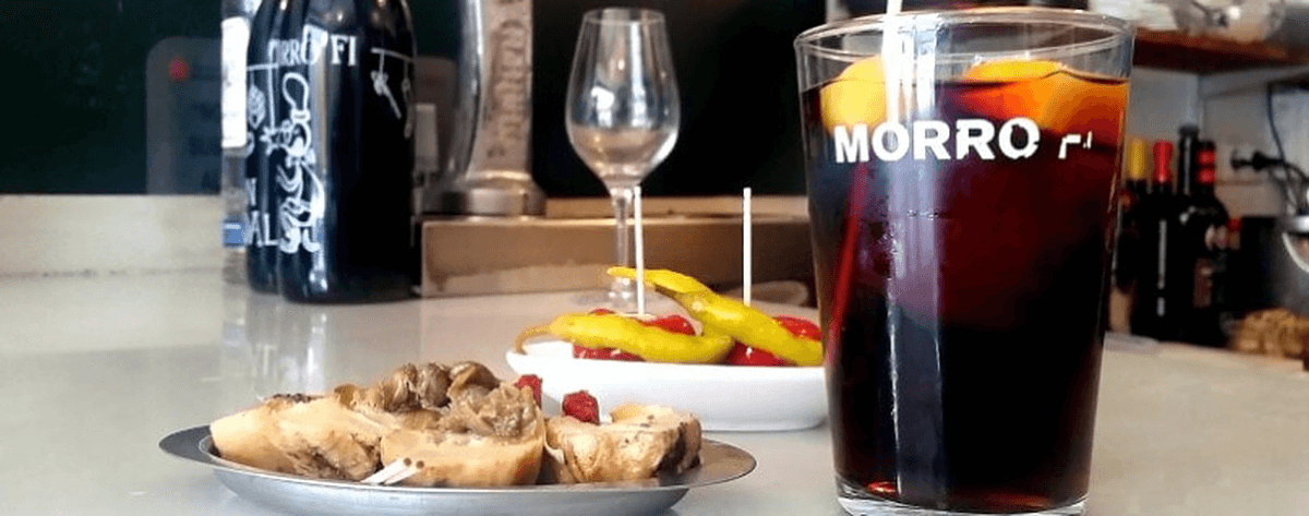 A post on vermut Barcelona