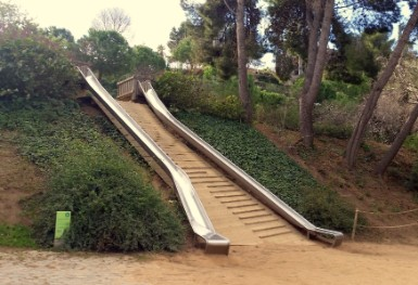 The Barcelona best playgrounds are these!