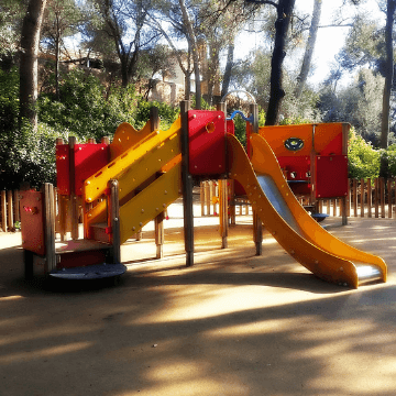 One of the Playgrounds Barcelona