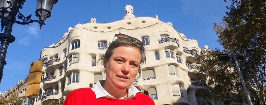 Sandra Barcelona Tour Guide